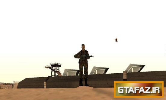 مرحله جنگ در جهان برای (GTA 5 (San Andreas